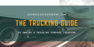 Best And Worst States To Own A Small Trucking Company