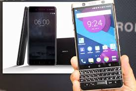 Nokia and BlackBerry back from the dead with new Android
