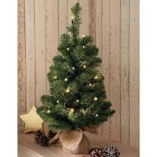 Homebase Re Lit 2ft Christmas Tree