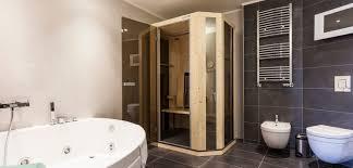 eigene sauna im bad darauf müssen sie achten