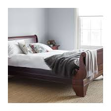 Queen Bed Frame For Headboard And Footboard by Bedroom Queen Bed Frame With Drawers King Size Sleigh Bed Bed