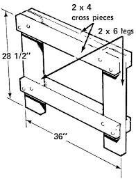 how to build a picnic table and benches how to build a picnic