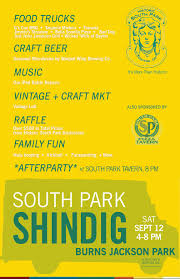 Shindig 2015 - Historic South Park Beatnik South Country Fairs East Stage Discorder Magazine Citr Food Truck Schedules Finder Tony Boloneys Atlantic City Hoboken Pizza And Subs Nashvilles Top 10 Places For Meals After Midnight Kickshaws Local Praise Shindigs Round Up Art Show The Summit Birminghamthe The Mrsh Guide Plaid Apron A Knoxville Caf Summer Shindig Inside Robot