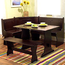 Kitchen Table And Bench Set Ikea by Furniture Handsome Space Saving Corner Breakfast Nook Furniture