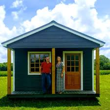 Derksen Best Value Sheds by Probuilt Portable Buildings Cabins Sheds Tiny Homes Ms Al Tn