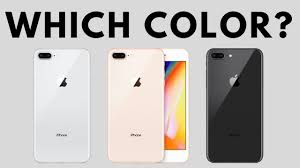 Which Color iPhone 8 iPhone X Should You Get