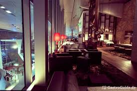 esszimmer in der bmw welt restaurant in 80809 münchen