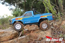 100 Hilux Truck Thunder Tiger Toyota 112 Pickup Review Big Squid RC