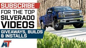 Subscribe For The Best Chevy Silverado Videos And Win Free Silverado ...
