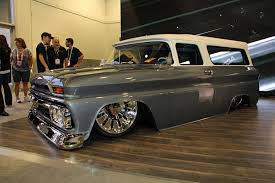 100 Lowered Trucks Top 25 Of SEMA 2016 Photo Image Gallery