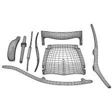 Sam Maloof Rocking Chair Plans by Planpdffree Woodplanproject Page 31