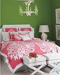Lily Pulitzer Bedding by Maryland Pink And Green Lilly Pulitzer For Garnet Hill