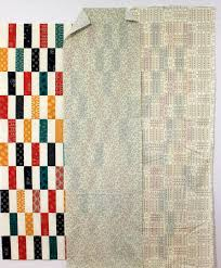 Simple Strips Quilt along Part 3 Spray Basting Tutorial