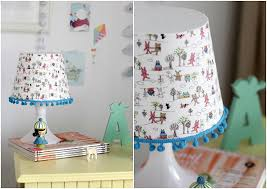 7 Lampshade DIY Tutorial Fabric Covered