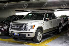 VENICE, ITALY - JULY 30, 2014: Pickup Truck Ford F-150 At The ... Amazoncom Racing 1 Short Antenna 7 Inch For Ford F150 Model Year 2017fordf150shelbysupersnake The Fast Lane Truck 2018 Limited 4x4 Sale In Pauls Valley Ok 2016 Sport Ecoboost Pickup Truck Review With Gas Mileage 2017 Used Lariat Crew Cab 4x4 22 Chrome Rims New Tires Pricing Features Ratings And Reviews Edmunds 092014 Rear Bumpershellz Bumper Cover Set 118 Gt Spirit Raptor Pickup In Oxford White Gt195 Xlt Hlights Fordca First Drive Review Digital Trends