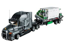 Mack Anthem - 42078 | Technic™ | LEGO Shop Lego City Race Car Transporter Truck Itructions Lego Semi Building Youtube Tow Jet Custom Vj59 Advancedmasgebysara With Trailer Instruction 6 Steps With Pictures Moc What To Build Legos Semitrailer Technic And Model Team Eurobricks And Best Resource