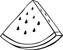 Watermelon clipart watermelon seed 2