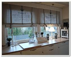 Kitchen Curtains Awesome Curtain Ideas On Burlap 5 Brilliant Spring