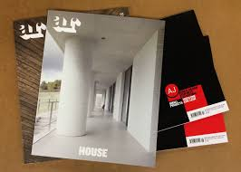 100 Architectural Design Magazines Architects Journal And Review To Go Out Of Print