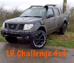 100 Truck Snorkel Kit To Fit Nissan Navara D40 25 V6 20102015 LR Challenge
