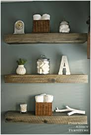 Bathroom Shelf With Towel Bar Wood by Bathroom White Wood Bathroom Shelf With Towel Bar 1000 Ideas