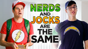 Nerds And Jocks Both Think Theyre Underdogs