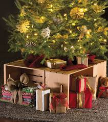Christmas Tree Crate Stand Project Materials
