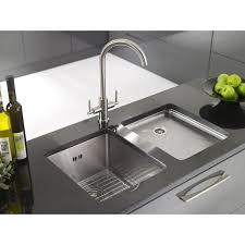 kitchen graceful undermount kitchen sinks with drainboard