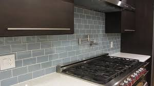 jasper blue gray 3x6 glass subway tiles rocky point tile glass