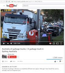100 Garbage Truck Youtube Our Robotic Garbage Trucks Seem To Impress Japanese Tourists Sydney