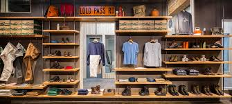 Display At Danners Flagship Store