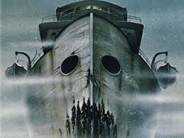 Haunted Uss Hornet Halloween by Ghost Ships Haunted Boats Scary Website