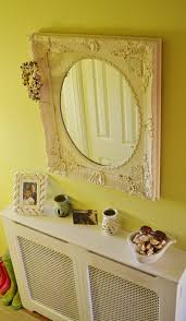 Radiator Cabinets Bq by My Mirror And Handmade Storage Heater Cover Make The Hallway More
