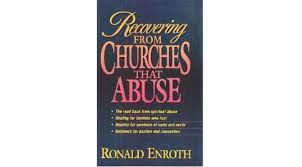 Abusive Churches Leaving Them Behind