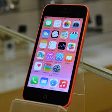 Apple iPhone 5C 16GB Pink Excellent Used Sprint Smartphone For Sale