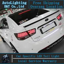 car styling for kia forte lights 2010 2013 cerato led