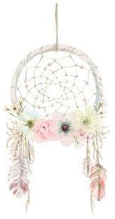 Girl Baby Shower Invitation Printable Dream Catcher Boho Feather Flower Invites 113