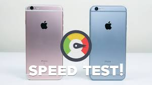 How much faster is iPhone 6s Plus than iPhone 6 Plus