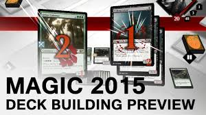 Mtg Deck Builder App by Magic 2015 Duels Of The Planeswalkers Deck Building Preview