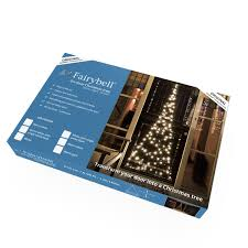 Flagpole Christmas Tree by Fairybell 1d 210cm 120led 3d Box Png