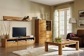 wohnzimmermöbel wohnzimmer komplett set f jussara 4 teilig teilmassiv farbe bernstein