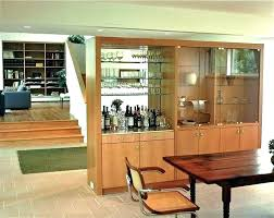 Half Wall Between Kitchen And Dining Room Designs Living