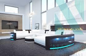 designer canapé nativo mobilier moderne canapé atlantis ac éclairage led