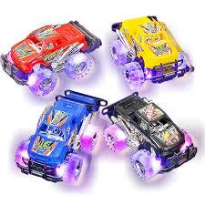 100 Monster Trucks For Kids Amazoncom Light Up Truck Set For Boys And Girls By