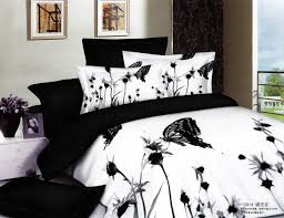 Black And White Bedding Sets Queen Bed Frame Queen Easy Bed