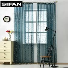 new kirschbaum 3d bestickt fenster gardinen für wohnzimmer das schlafzimmer küche fertig fenster tüll vorhang
