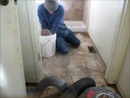 Tiling A Bathroom Floor Over Linoleum by How To Install Ceramic Tile Part 1 Subfloor Prep U0026 Cement Board