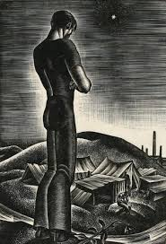 Lynd Ward Expressionism In Graphic Novels