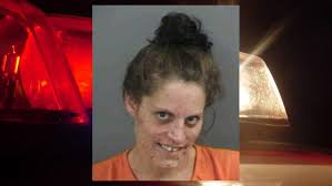 Florida woman hides meth in buttocks during jail booking