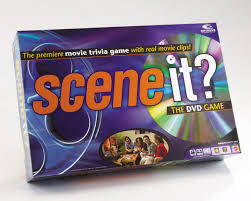 Scene It The Movie Lovers Game